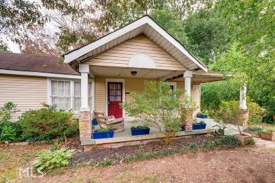 Clarkston Single Family Home Under Contract: 991 Rogers