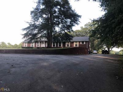 Statham Single Family Home For Sale: 972 Robertson Bridge Rd
