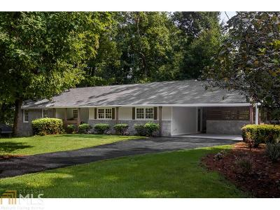 High Point Single Family Home Under Contract: 435 Forest Valley Rd