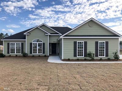 Statesboro Single Family Home For Sale: 405 Small Pond Ln #110