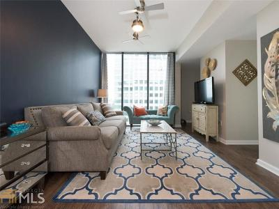 Ovation Condo/Townhouse Under Contract: 3040 Peachtree Rd #1415