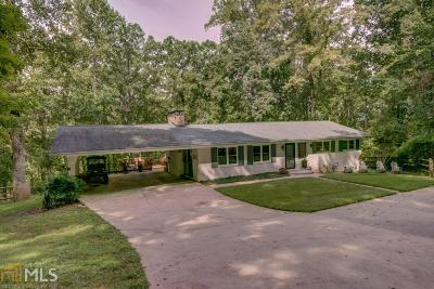 Gainesville Single Family Home For Sale: 1770 Pine Tree Trl