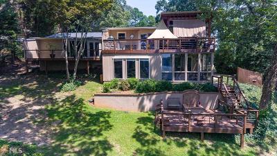 Cumming Single Family Home For Sale: 8020 Lanier Dr