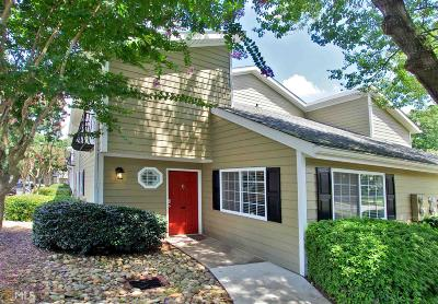 Brookhaven Condo/Townhouse Under Contract: 1468 Briarwood Rd #207