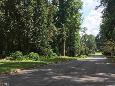 Lilburn Residential Lots & Land For Sale: 4063 SW Stonemont Dr