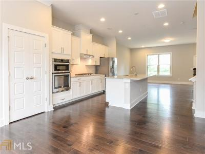 Chamblee Condo/Townhouse For Sale: 4141 Torver Ln