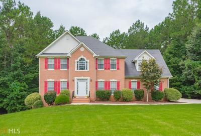 McDonough Single Family Home Under Contract: 1101 Upchurch Rd