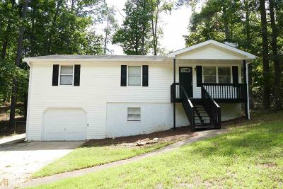 Winston Single Family Home For Sale: 8905 Daerwater Dr