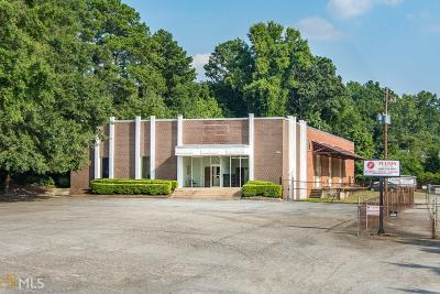 Atlanta Commercial Under Contract: 2331 Adams Dr