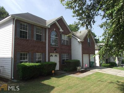 Lithonia Single Family Home For Sale: 1739 Spring Hill Cv