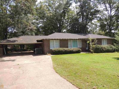 Elberton GA Single Family Home For Sale: $109,900