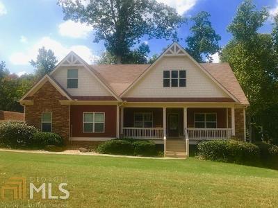 Dawsonville Single Family Home For Sale: 270 Dawson Manor Dr