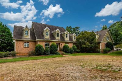 Monroe, Social Circle, Loganville Single Family Home For Sale: 2560 Hale Pl