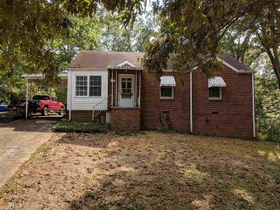 Douglas County Single Family Home For Sale: 3477 Pope Rd