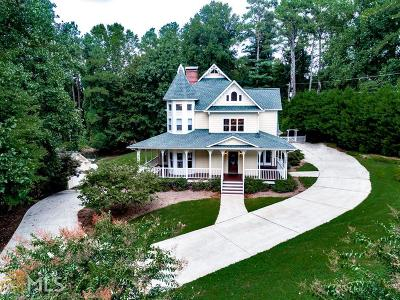Kennesaw Single Family Home Under Contract: 3688 Old Stilesboro Rd