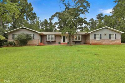Fayette County Single Family Home Under Contract: 148 Dana Dr