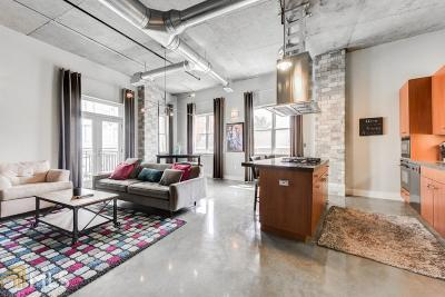 Lofts At The Park Condo/Townhouse For Sale: 206 11th St #303