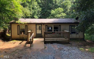Gilmer County Single Family Home For Sale: 52 Pritchett Ln