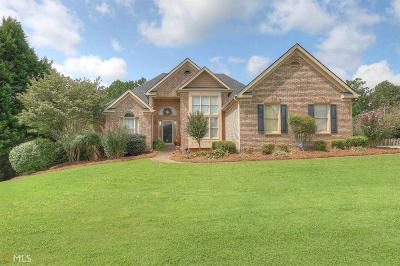 Loganville Single Family Home Under Contract: 3072 Parks Run