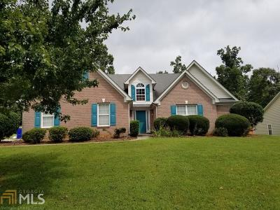 Conyers Single Family Home Under Contract: 2413 Santa Barbra Ct