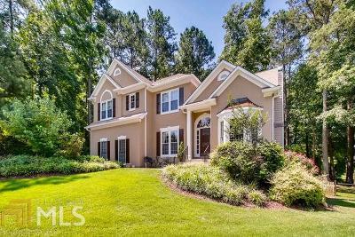 Stone Mountain Single Family Home For Sale: 7399 Harbor Glen
