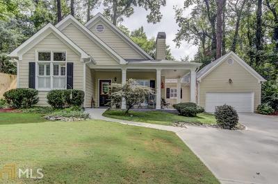 Historic Marietta Single Family Home Under Contract: 72 Brown Ave