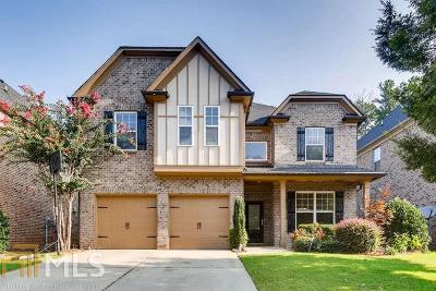 Johns Creek Single Family Home Under Contract: 860 Autry Oak Ct