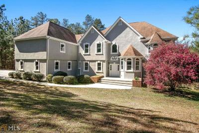 Lithonia Single Family Home Under Contract: 8340 Pleasant Hill Rd
