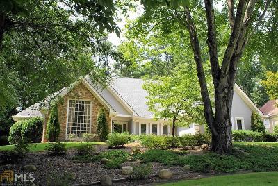 Johns Creek Single Family Home For Sale: 9610 Haverhill Ln