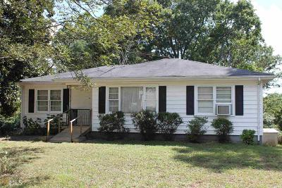 Winder Single Family Home For Sale: 82 Matthews School Rd