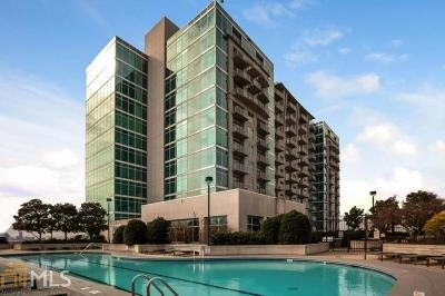 Eclipse Condo/Townhouse For Sale: 250 Pharr Rd #1409