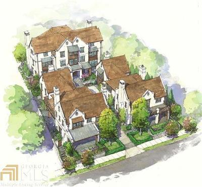 Ansley Park Condo/Townhouse For Sale: 18 Park Ln