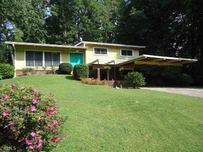 Chamblee Single Family Home Under Contract: 2126 Ellwyn Dr
