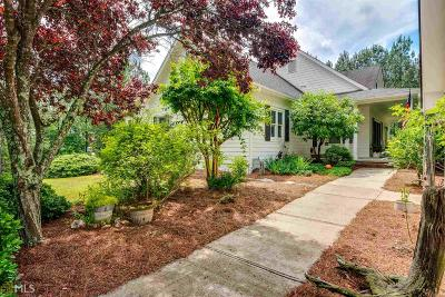 Monroe, Social Circle, Loganville Single Family Home For Sale: 4882 Rabbit Farm Rd