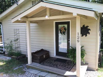 Sautee Nacoochee Single Family Home For Sale: 129 Scenic Dr