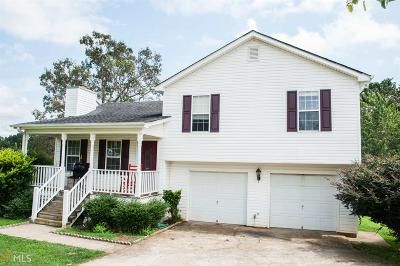 Habersham County Single Family Home Under Contract: 398 N Mize Rd