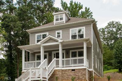 Smyrna Single Family Home For Sale: 2631 Rosalyn Ln