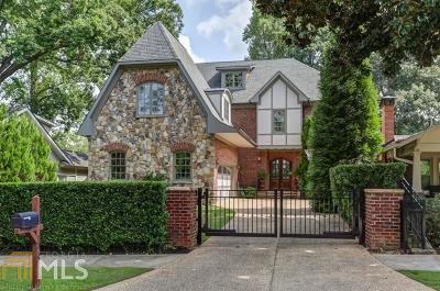 Morningside Single Family Home For Sale: 1363 Northview Ave