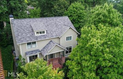 Virginia Highland Single Family Home Under Contract: 1036 Elizabeth Ct