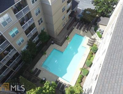 Peachtree Walk Condo/Townhouse For Sale: 1075 Peachtree Walk #A106