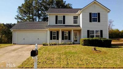Winder Single Family Home For Sale: 1104 Sutherland Dr