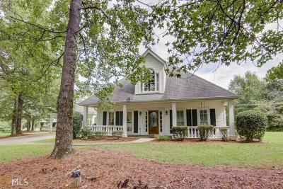 Conyers Single Family Home Under Contract: 3020 Orchard