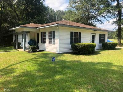 Statesboro GA Single Family Home Under Contract: $85,000