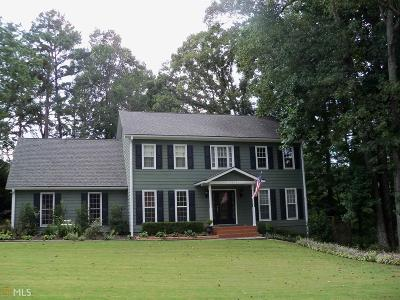 Snellville Single Family Home Under Contract: 1615 Grandview Trce