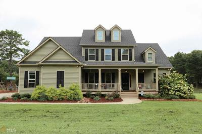 Senoia Single Family Home For Sale: 688 Gary Summers
