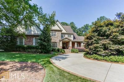 Walton County, Gwinnett County, Barrow County, Hall County, Forsyth County Single Family Home For Sale: 4409 Riverview Dr