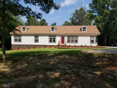 Buckhead, Eatonton, Milledgeville Single Family Home Under Contract: 311 Old Copelan Rd