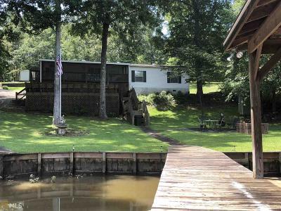 Buckhead, Eatonton, Milledgeville Single Family Home For Sale: 275 Burtom Rd