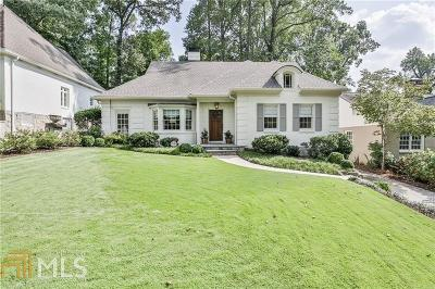 Morningside Single Family Home Under Contract: 1271 University Dr