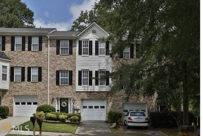 Buford Condo/Townhouse Under Contract: 2186 Millgate Ln